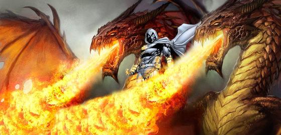 noran et les dragons
