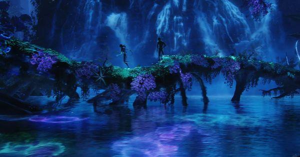 Avatar, vue d'artiste