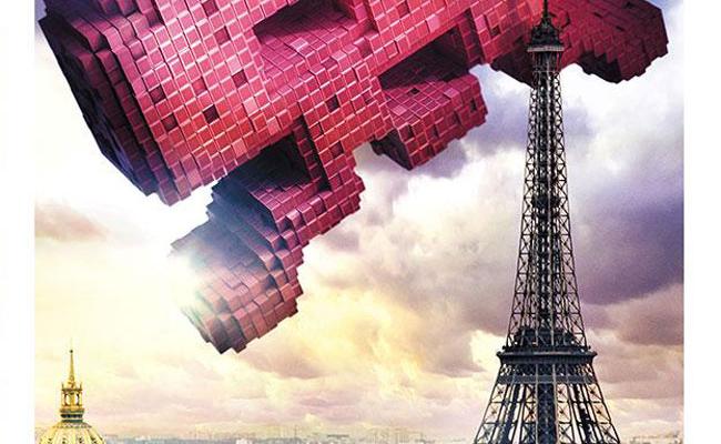 Pixels, le film ou Pac Man attaque Peter Dinklage