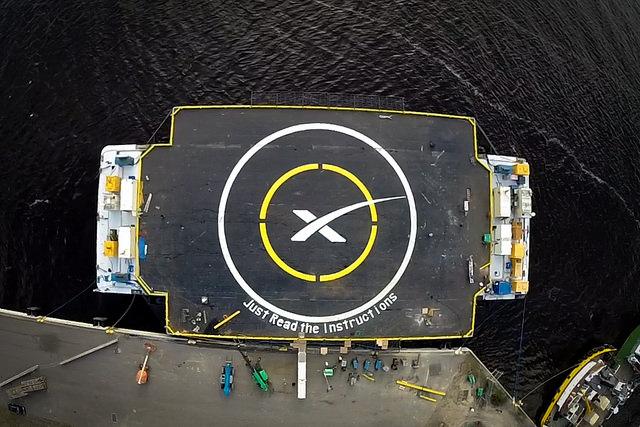 spaceX_photo-domaine-public_plateforme-lancement