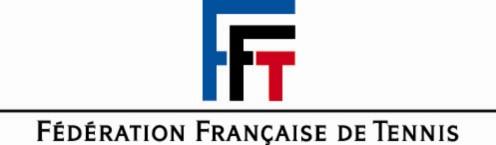 logotype fédération française de tennis 1992