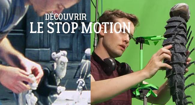 L'animation en stop-motion est le travail d'un Dieu… ou d'une équipe de Dieux !