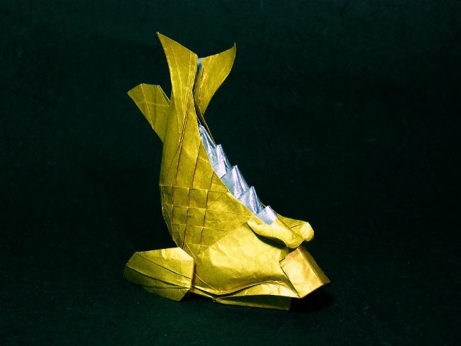 Shachihoko-origami_pliage-papier