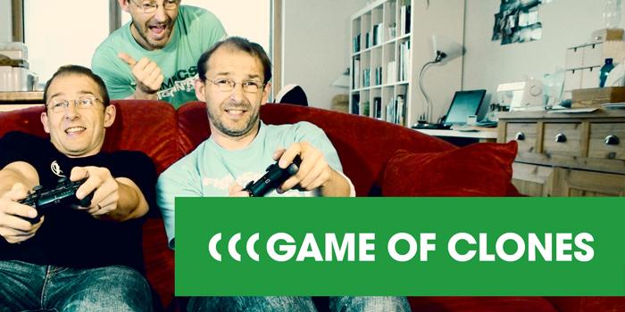 Game of Clones : les bases du photo-montage