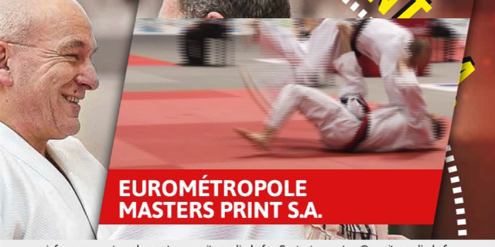 Teaser de l'Eurométropole Masters Print SA 2014