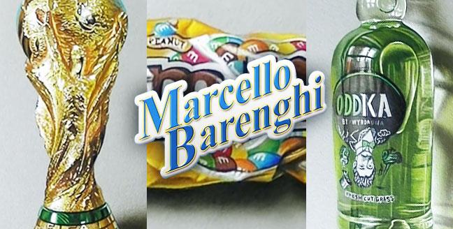 Marcello Barenghi, le photo réalisme qui fait tomber par terre