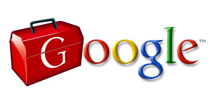 Des outils Google à la pelle