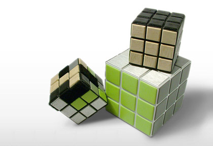Le rubik's cube pour aveugle